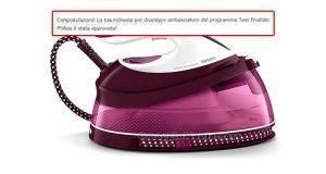 selezione tester ferro da stiro Philips GC780740 PerfectCare
