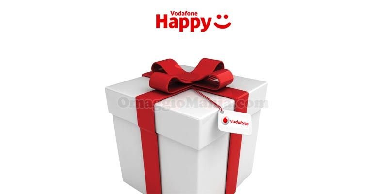 sorpresa Vodafone Happy