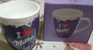 tazza Milka di Hanna Rita