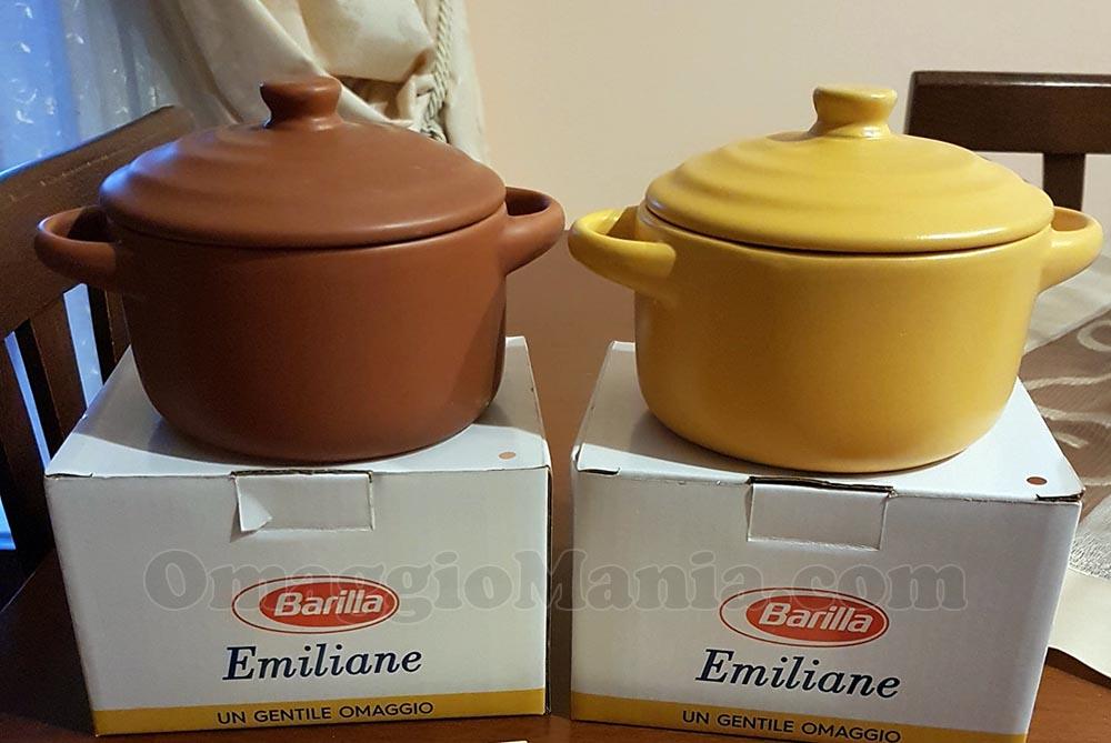 terrine in ceramica Emiliane Barilla di Valentina