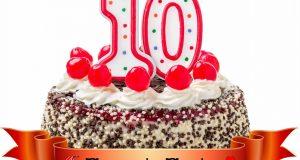 torta compleanno 10 anni OmaggioMania