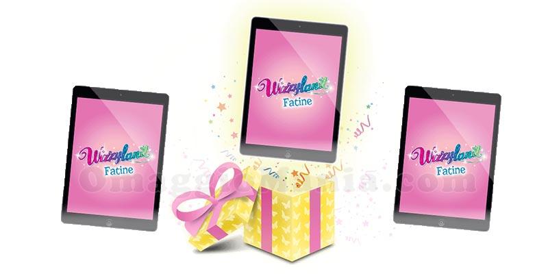 vinci iPad Mini 4 con Wizzyland Fate