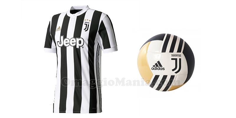 vinci maglia o pallone Juventus