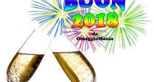 Buon 2018 da OmaggioMania