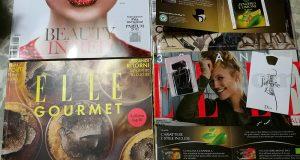 Elle 12, Marie Claire 12 con Sir Winston, Dior e Narciso Rodriguez di Maria