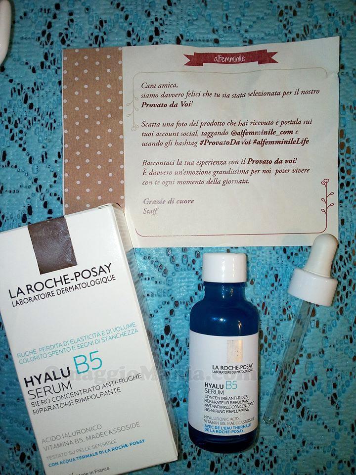 Hyalu B5 Serum La Roche-Posay di Stefania
