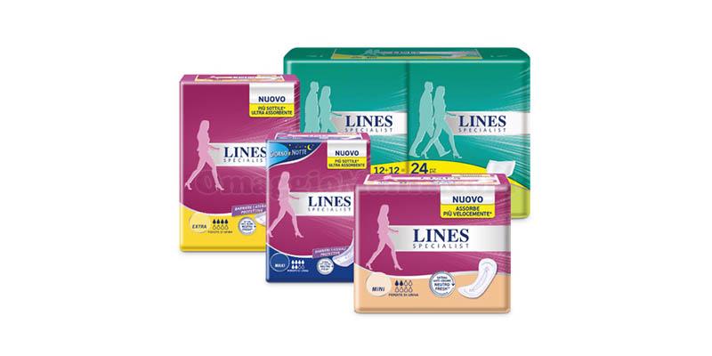 LINES Specialist prodotti