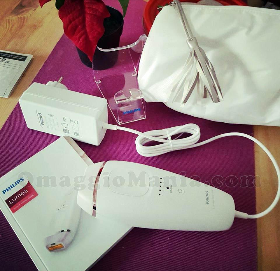 Philips Lumea Essential di Laura