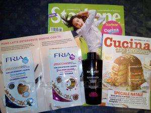 Starbene 52 con shampoo Biopoint Ayurveda e salviette FRIA di Stefania