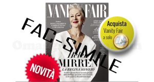 Vanity Fair a 1 euro con i coupon digitali