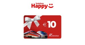 Vodafone Happy Friday Trenitalia