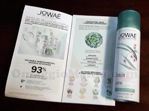 acqua idratante spray Jowaé di Caterella
