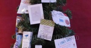 albero Natale di omaggi 2017