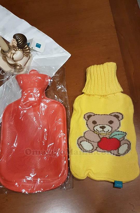 borsa dell'acqua calda THUN di Valentina