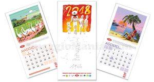 calendario 2018 COOP