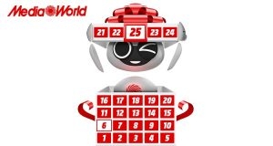 calendario dell'Avvento MediaWorld 2017