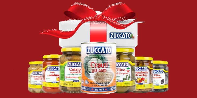 cesto di prodotti Zuccato 2017