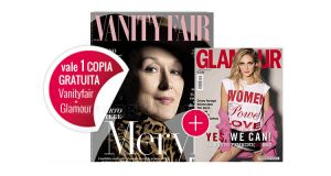 coupon Vanity Fair 48 e Glamour 305