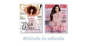 coupon omaggio Gioia 48 e Cosmopolitan 12