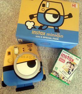 fotocamera Instax Minion di Sabry77