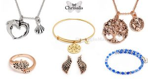 gioielli Chrysalis