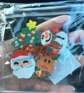 gommine natalizie McDonald's di Marco
