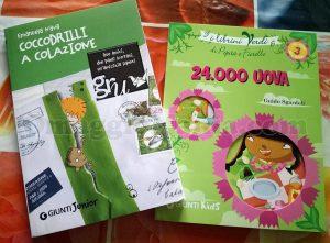 libri per bambini Giunti Editore di Miriam