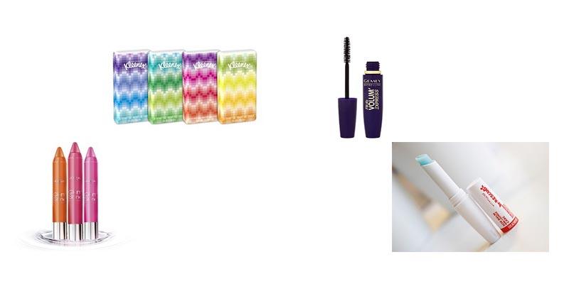 lista tester Kleenex, L'Oréal, Maybelline Gemey