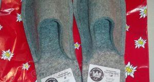 pantofole Latte Merano di Lina