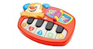 pianoforte del cagnolino Fisher-Price