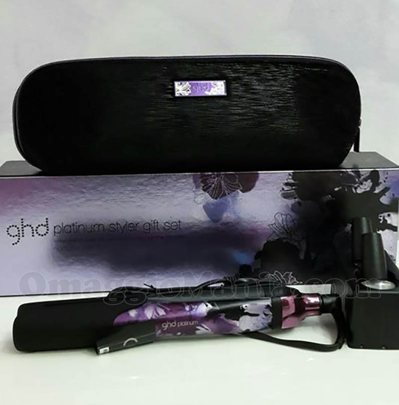 piastra GHD Platinum Styler Nocturne Collection di Evelyn con myBeauty