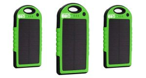 power bank energia solare Carrefour Bio