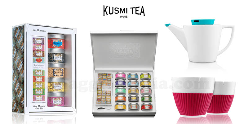 prodotti Kusmi Tea