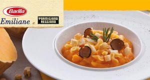 ricettario Emiliane Barilla e Parmigiano Reggiano