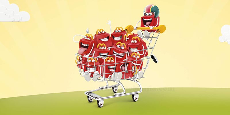 ritorno sorprese passate McDonald's Happy Meal 2017