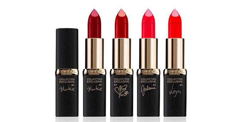 rossetti L'Oréal Collection Exclusive
