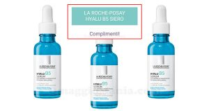 selezione tester La Roche-Posay Hyalu B5