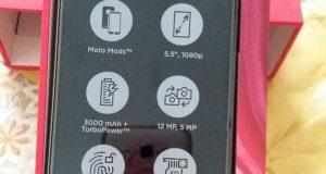smartphone Motorola Z2 Play di Nadia 1