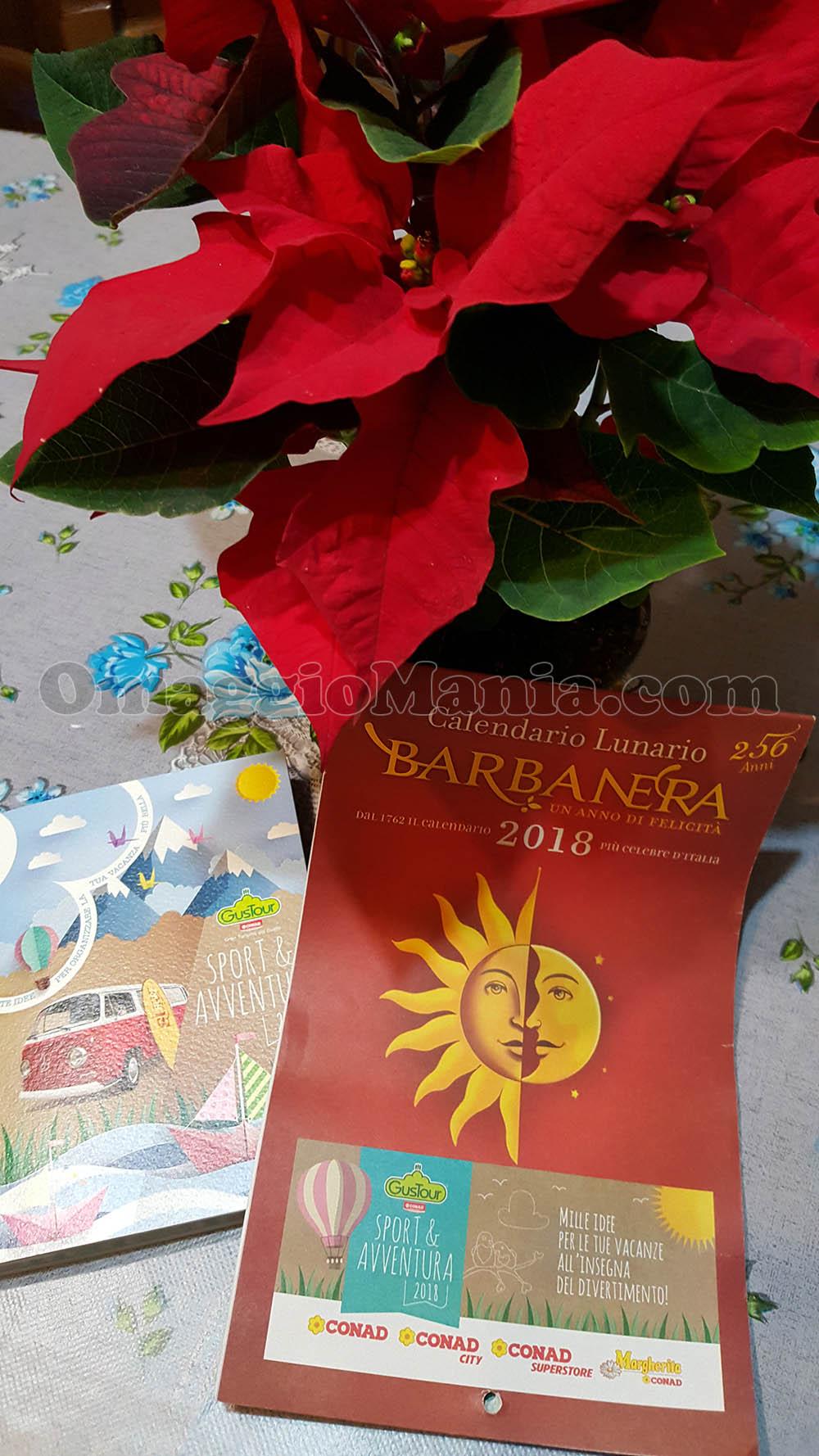 stella di Natale, agenda e calendario omaggio di Nensy