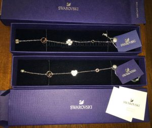 strand Swarovski Remix Collection di Marco