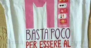 t-shirt BIC di Valentina