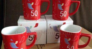tazze Nescafé Limited Edition 50 a 1 euro di Tatiana