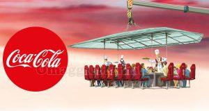 Coca Cola Cena tra le stelle