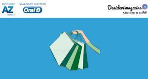 Con AZ E ORAL-B in palio una giornata con Personal Shopper