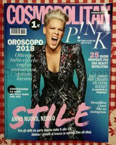Cosmopolitan 1 2018 di Sole