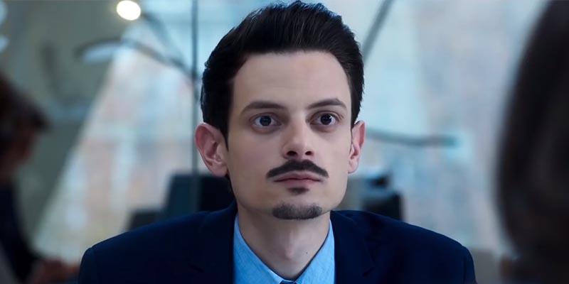 Fabio Rovazzi nel film Il Vegetale