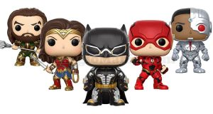 Funko Pop Justice League
