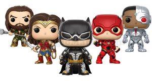 Funko Pop Justice League