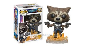 Funko Pop Rocket Raccoon