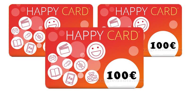 Happy Card IBS 100 euro